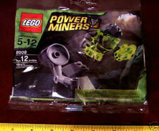 LEGO 8908 POWER MINERS YELLOW SULFURIX MONSTER LAUNCHER