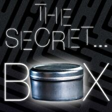 The Secret Box - Similar to the Rattle Box but in a Small Tin Version!