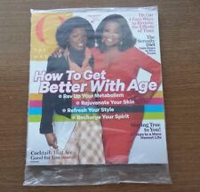"O OPRAH MAGAZINE MAY 2012 NEW SEALED ""HOW TO GET BETTER WITH AGE"" DR. OZ"