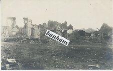Foto Somme-Schlacht-Ort Name ??? Schlachtfeld 1.WK (c561)