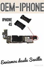 IPHONE 4S Conector FPC BATERIA PLACA BASE REPUESTO