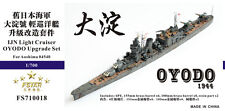 Five Star 1/700 710018 IJN Light Cruiser Oyodo For Aoshima