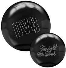 DV8 Polyester 11 LB Bowling Ball New Just Black With Free Bowling Bag!