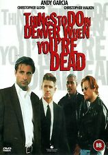 THINGS TO DO IN DENVER WHEN YOU'RE DEAD (DVD, Action, Thriller, Mystery, Drama)