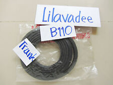 DATSUN 1200 B110 TRUNK WEATHERSTRIP RUBBER SEAL