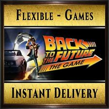 Back to the future: the game-steam cd-key digital [pc et mac] - tous les épisodes