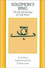 Solomon's Ring: The Life and Teachings of a Sufi Master: The Life and-ExLibrary