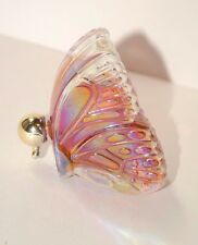 Vintage Avon Here's My Heart Cologne Butterfly Bottle