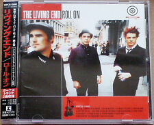 The Living End - Roll On (2000 Japanese 16-track promotional sample CD)