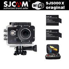 Original SJCAM SJ5000X Elite 4K WiFi FHD 1080P Action Sports Camera+Bag+Battery