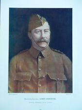 1900 BRIGADIER GENERAL CHARLES CAVENDISH LORD CHESHAM IMPERIAL YEOMANRY BOER WAR