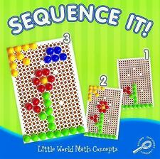 Sequence It! (Little World Math Concepts), Mattern, Joanne, Good Book