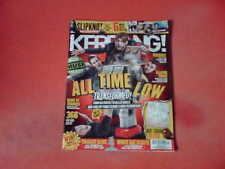 ALL TIME LOW Kerrang! Mag 21/3/15 Muse While She Sleeps