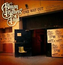 One Way Out: Live at the Beacon Theatre by The Allman Brothers Band (CD,...