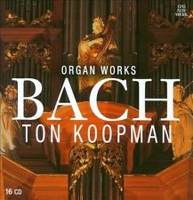 Bach J.S: Complete Organ Works, New Music