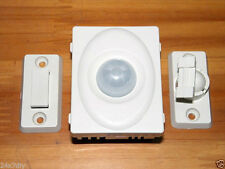 PIR Motion Sensor 110-245V AC Switch for Lights with Dusk to Dawn Function