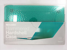 "Incase Hammered Hardshell Shell Hard Cover Case fo MacBook Air 11"" Tropical Blue"