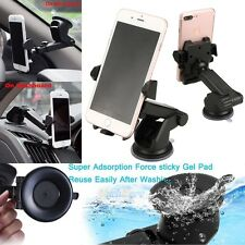 Universal 360° Car Windshield Mount Holder for Mobile Phone iPhone Samsung