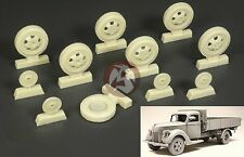 Mig Productions 1/35 Ford V3000S Wheels Set (for ICM kit) 35-103