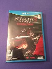 Ninja Gaiden 3 *Razor's Edge* for Wii U NEW
