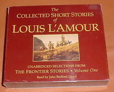 Collected Short Stories Louis L'Amour: Unabridged Selections Frontier AUDIO BOOK