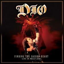 Dio - Finding The Sacred Heart-Live In Philly 1986 *2 CD*NEU*