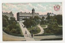 Harrogate, Prospect Hotel & Gardens, Ettlinger 1907 Postcard, B347