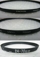 HOYA UV(C) 72mm HMC Slim UV Filter lenses for nikon the lens+Silicone bracelet