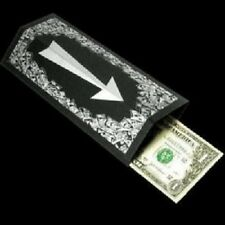 Magician's Dream Tunnel By Mikame Craft Real CloseUp Paper to Dollar Magic Trick