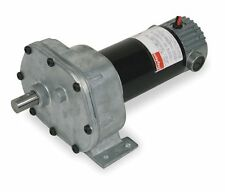 Dayton Model 1LPK7 DC Gear Motor 12 RPM 1/15 hp 12VDC (1L473)