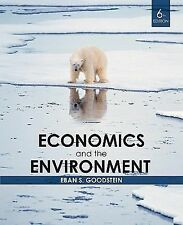 Economics and the Environment (US STUDENT 6/E; ISBN-13: 9780470561096)