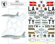 EAGLE STRIKE PRODUCTIONS 32005 - DECALS 1/32 SCREAMING EAGLE Pt. I