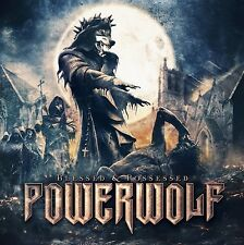 POWERWOLF - BLESSED & POSSESSED  CD NEU