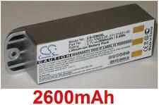 Batterie 2600mAh type 010-10863-00 011-01451-00 Pour Garmin Zumo 550