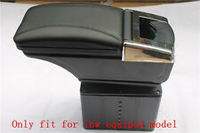 Black Storage Box Armrest Center Console For Honda Civic 2008 2009 2010 2011