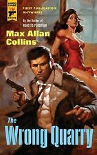 THE WRONG QUARRY (9781781162668) - MAX ALLAN COLLINS (PAPERBACK) NEW