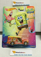 Pop Culture SpongeBob * Custom '52 Chevy * Hot Wheels * H124