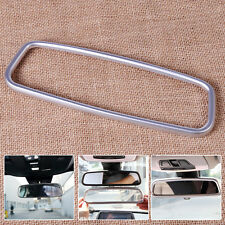 Chrome Plated Interior Rearview Mirror Frame Trim fit Benz A180 CLA200 GLA220
