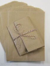 "100 Size 4 x 6 "" Brown Kraft Paper Bags, Candy Buffet Bags, Notion Bags"