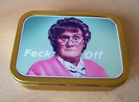 Mrs. Brown's Boys-a- 1 and 2oz Tobacco/Storage Tins