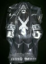 """new never-displayed forest warlord 11"""" black silver & bigfoot one ltd to 100"""