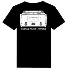 McIntosh MC601 Amplifier printed Heavy Weight T-Shirts    S-5XL