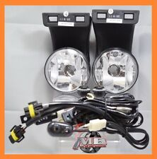 94-01 Dodge Ram Clear Fog Lights Driving OEM Replacement Lamps wiring+ switch