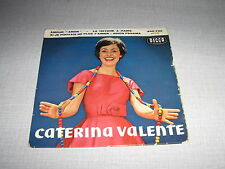 CATERINA VALENTE EP FRANCE AMOUR AMOR