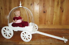 Small Angel Carriage (wedding wagon) , for Babes & Toddlers