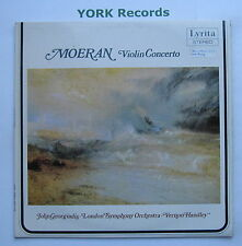SRCS 105 - MOERAN - Violin Concerto GEOGIADIS / HANDLEY London SO - Ex LP Record