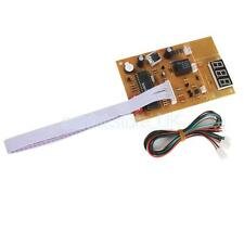 JY-18B Coin Operated USB Timer Module w/ Separate LCD Display for Arcade Mech