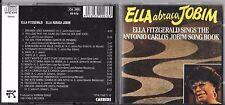 CD 17T ELLA FITZGERALD ELLA ABRACA JOBIM ANTONIO CARLOS JOBIM SONG BOOK FRANCE