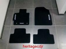 2007 - 2012 Mazda CX-7 Carpeted OEM Floor Mats Set of 4 **NEW** ( 0000-8B-M09 )