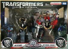 Dark of the Moon Movie Leader Class Jetpower Optimus Prime & Jetfire Takara Tomy